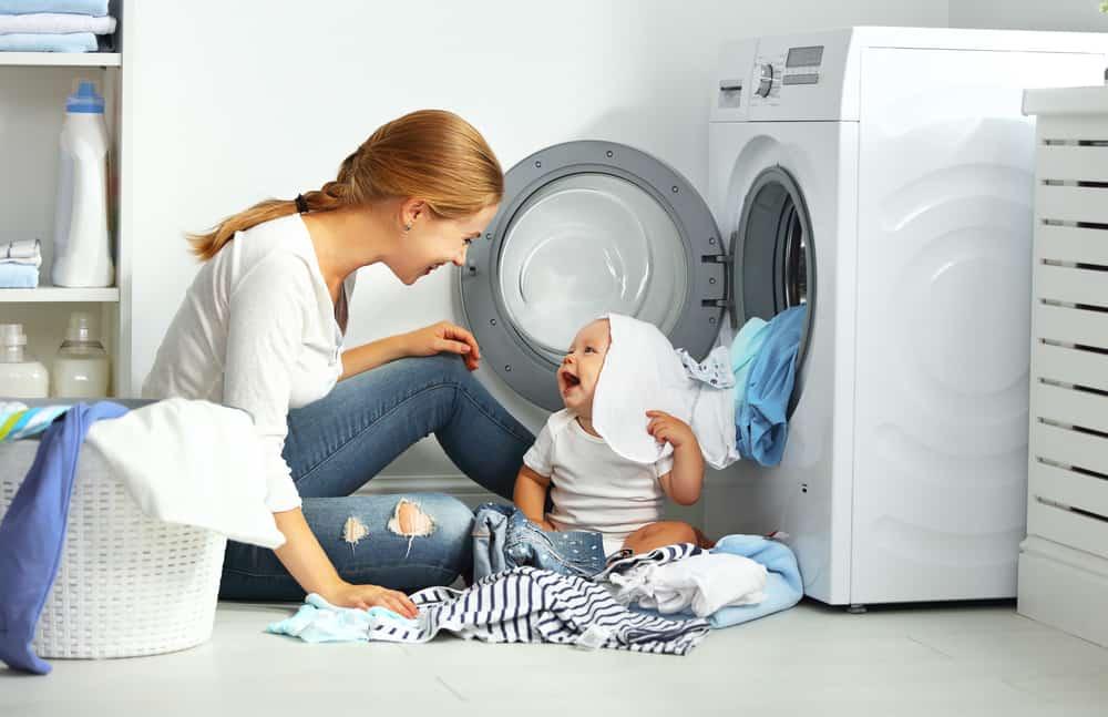Wärmepumpentrockner helfen im Haushalt