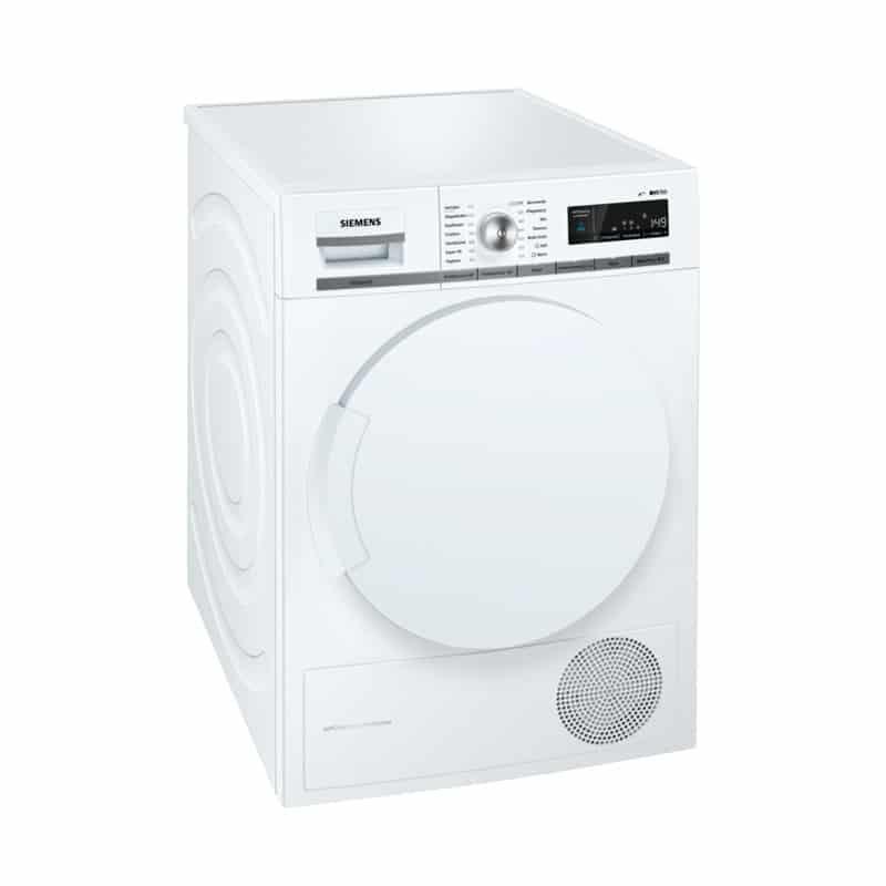 Der Siemens iQ700 WT44W5W0 iSensoric Premium Wärmepumpentrockner